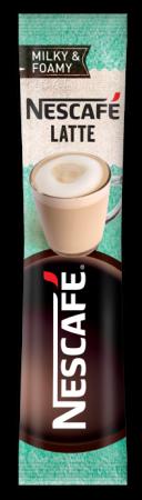 NESCAFE Latte Cappuccino Instant Plic 8x15g [1]