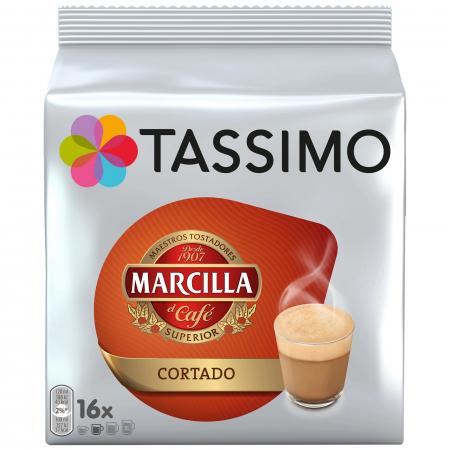 Pachet 12 cutii Capsule Cafea Tassimo + Cadou Espressor Bosch Tassimo Vivy II [8]