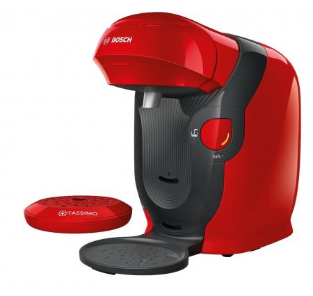 Pachet 12 cutii Capsule Cafea Tassimo + Cadou Espressor Bosch Tassimo Vivy II [4]