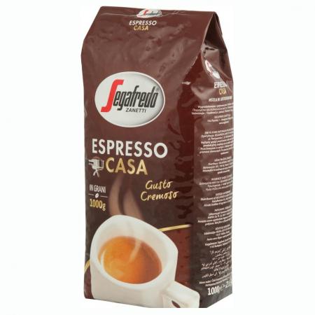SEGAFREDO Espresso Casa Cafea Boabe 1kg [1]