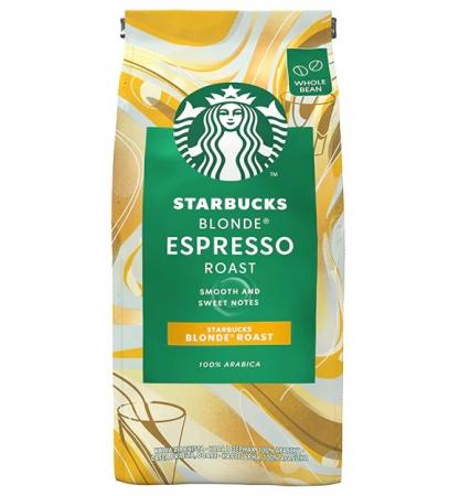 STARBUCKS Blonde Espresso Roast Cafea Boabe 200g [0]
