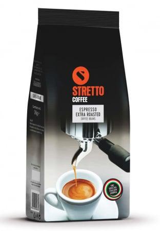 STRETTO Espresso Classic Cafea Boabe 1Kg [0]