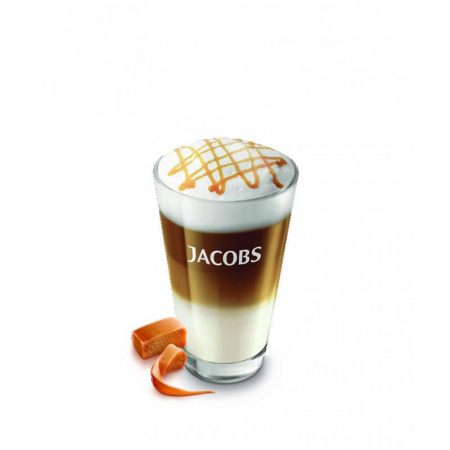 TASSIMO Typ Latte Macchiato Caramel Capsule cu Cafea 16buc 8 bauturi [2]
