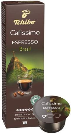 CAFISSIMO Capsule Espresso Brazil 80g [1]