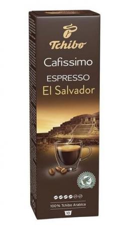 TCHIBO CAFISSIMO Capsule Espresso El Salvador 80g [1]