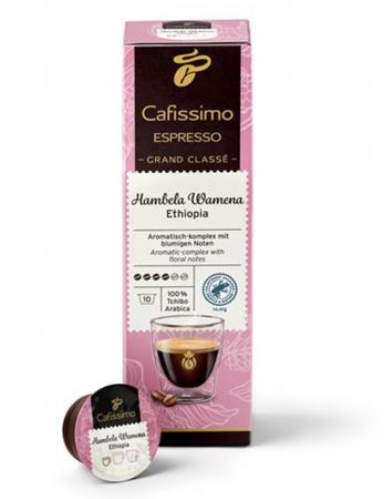 TCHIBO CAFISSIMO Capsule Espresso Hambela Wamena 10x8g [2]