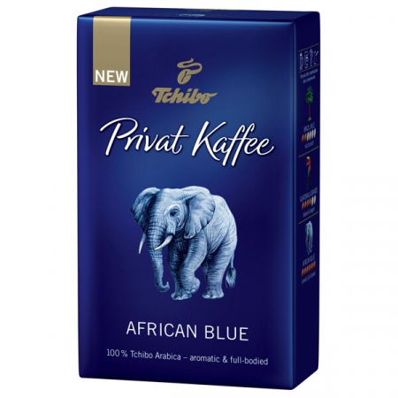 TCHIBO Private Kaffee African Blue Cafea Macinata 250g [1]