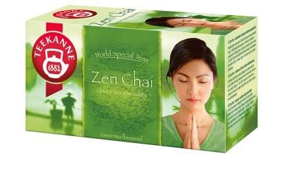 TEEKANNE Ceai Verde Zen Chai 20x1.75g [2]