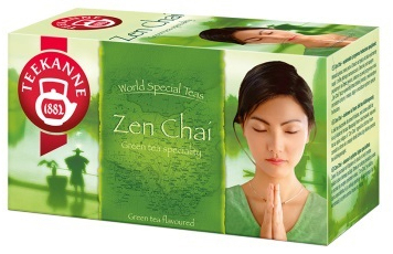 TEEKANNE Ceai Verde Zen Chai 20x1.75g [3]