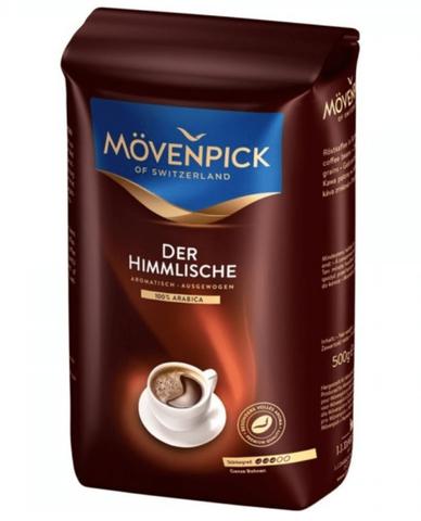 Cafea Macinata Movenpick Der Himmlische, 500 g 0