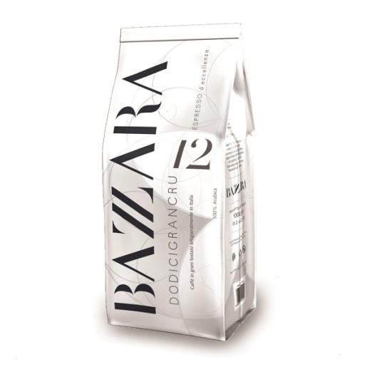 Cafea boabe Bazzara Dodicigrancru, 1kg 0