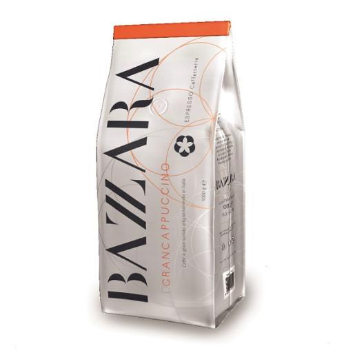 Cafea boabe Bazzara GranCappuccino, 1kg [0]