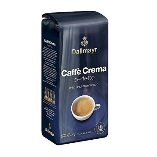 Cafea boabe Dallmayr Caffe Crema Perfetto, 1kg 1