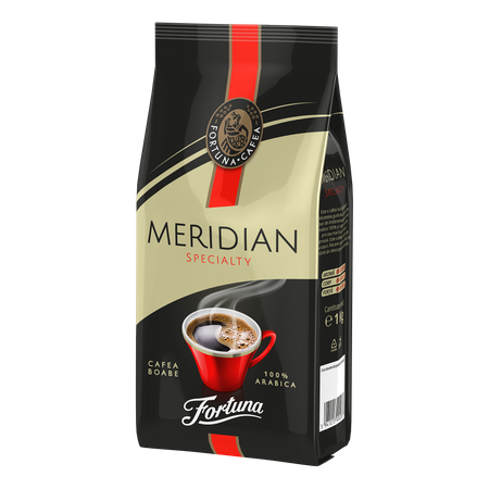 Cafea boabe Fortuna Meridian Speciality, 1 kg 0