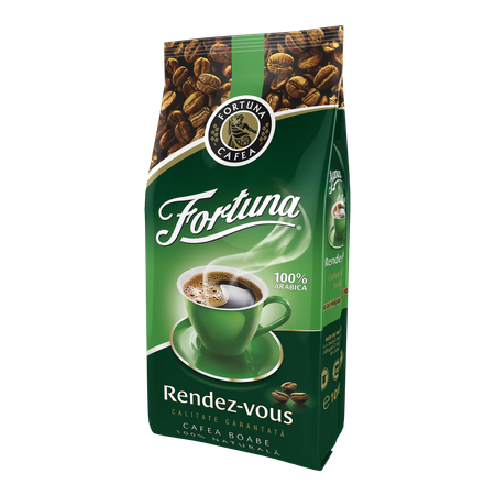 Cafea boabe Fortuna Rendez-Vous, 1 kg 0