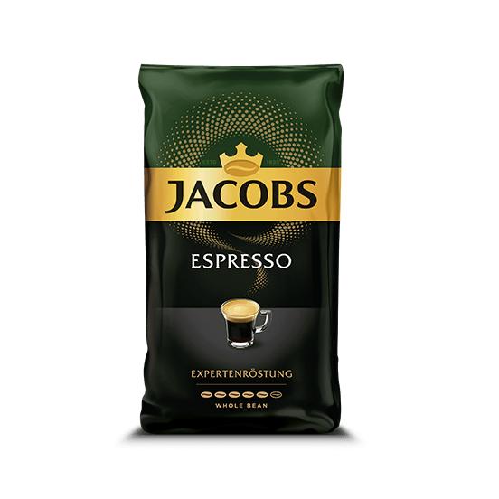 Cafea boabe Jacobs Espresso Expertenrostung, 1 kg [1]