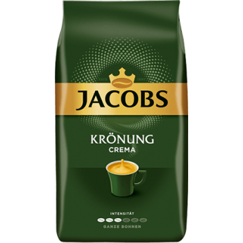 Cafea boabe Jacobs Kronung Caffe Crema , 1 kg 0