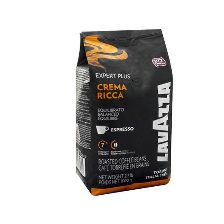 Cafea boabe Lavazza Expert Plus Crema Ricca, 1 kg 1