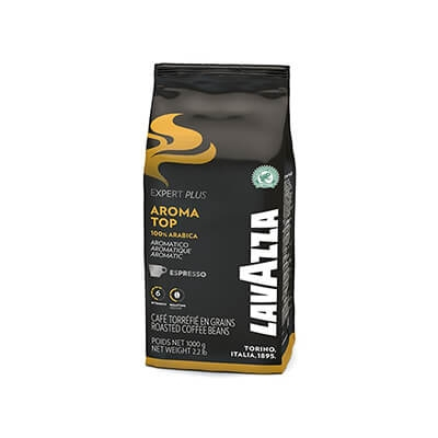 Cafea boabe Lavazza Expert Plus Aroma Top, 1 kg [0]
