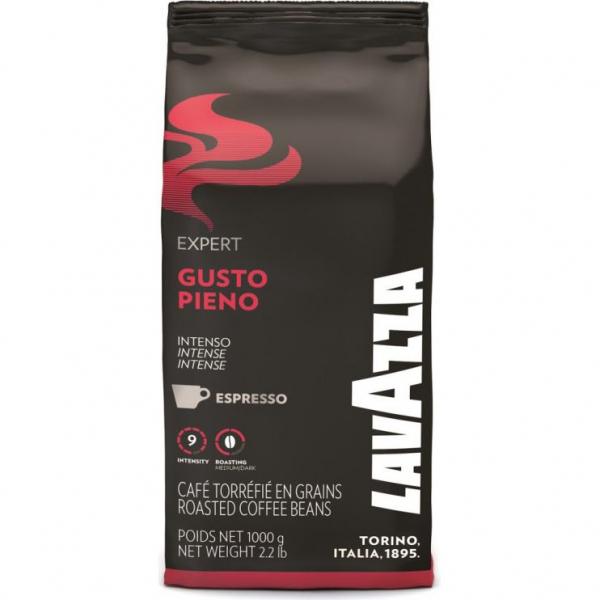 Cafea boabe Lavazza Gusto Pieno Vending, 1kg 0