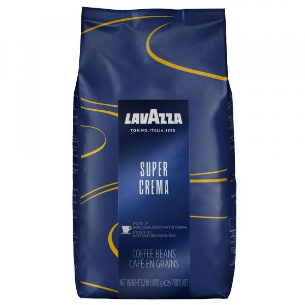 Cafea boabe Lavazza Super Crema, 1kg 0
