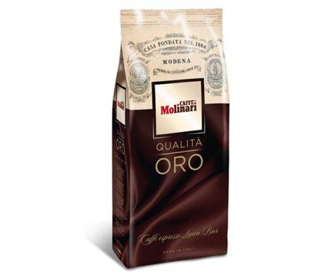 Cafea boabe Molinari Qualita Oro Espresso, 1kg [0]