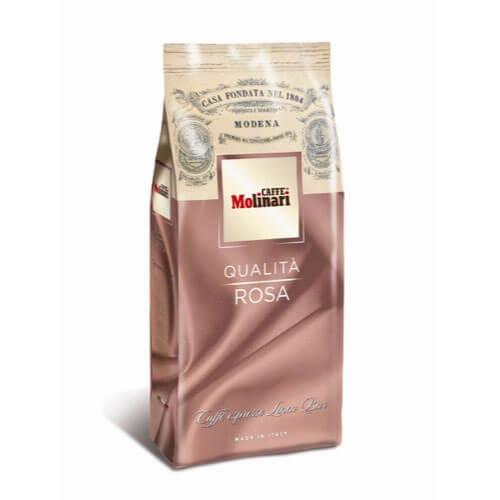 Cafea boabe Molinari Qualita Rosa, 1kg [0]