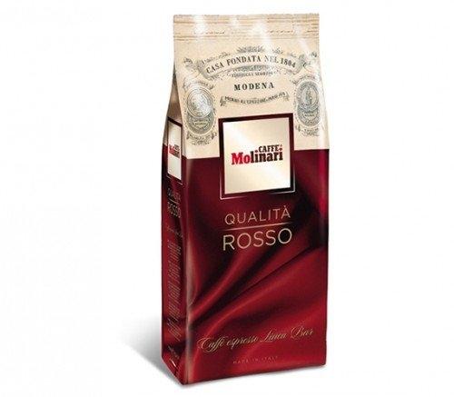 Cafea boabe Molinari Qualita Rosso, 1kg [0]
