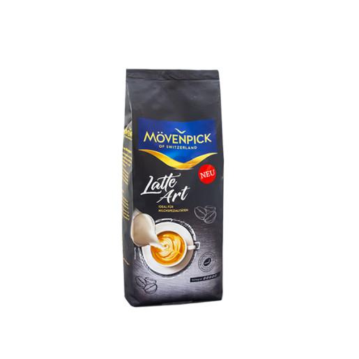 Cafea boabe Movenpick Latte Art, 1kg 0