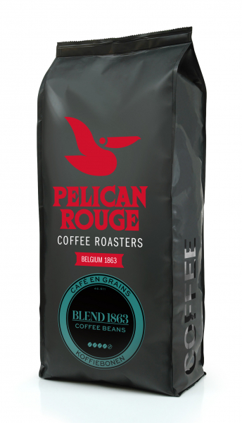 Cafea boabe Pelican Rouge Blend 1863, 1 kg 0
