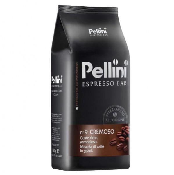 Cafea boabe Pellini Espresso Bar Cremoso, 1 kg 0