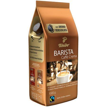 Cafea boabe Tchibo Barista Caffe Crema, 1 Kg 2