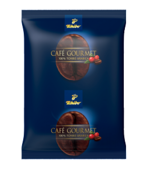 Cafea boabe Tchibo Cafe Gourmet Decaf, 500 g 0