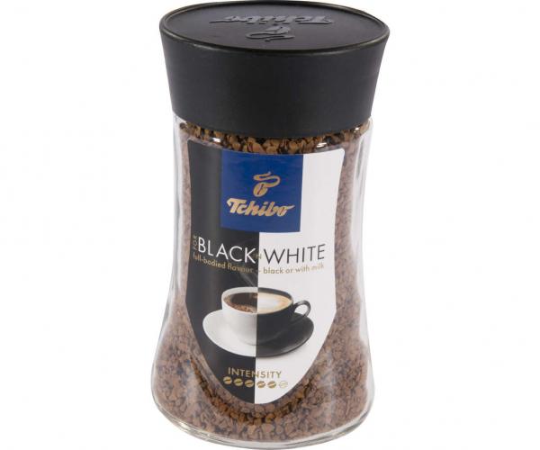 Cafea instant Tchibo Black`n White, 100g 0