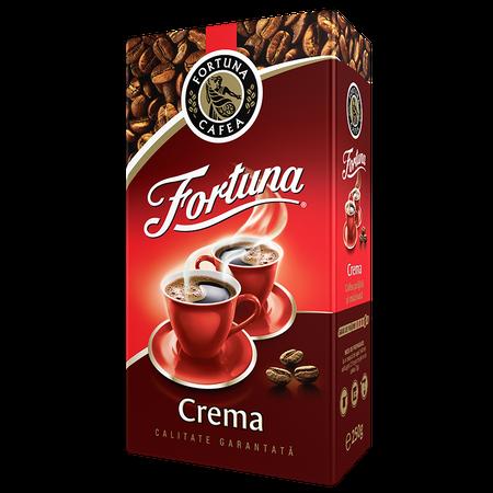 Cafea macinata Fortuna Crema, 250 g [0]