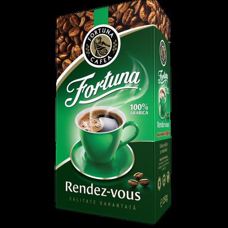 Cafea macinata Fortuna Rendez-Vous, 250 g [0]