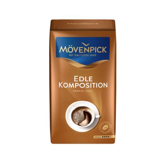 Cafea macinata Movenpick Edle Komposition, 500 g [0]