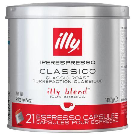 Capsule Illy Iperespresso Classico, 21 buc 0