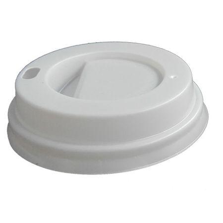 Capac pahar carton 8 OZ Lavazza, 100 buc 0