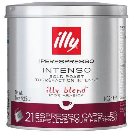 Capsule Cafea illy Iperespresso Dark, 21 buc 0