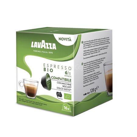 Capsule Lavazza Dolce Gusto Espresso Bio, 16 buc 0