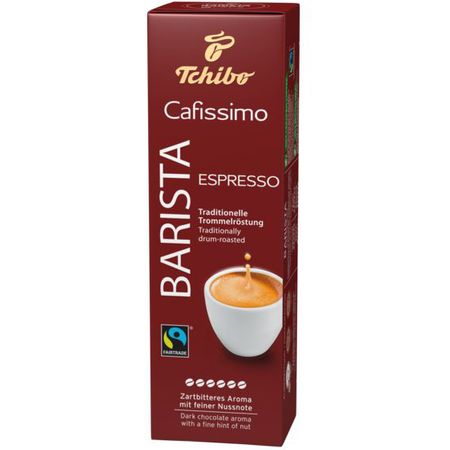 Capsule Tchibo Cafissimo Barista Espresso, 10 buc 2