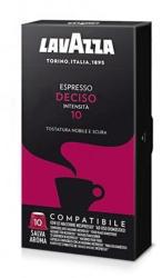 Capsule cafea Lavazza Deciso Nespresso, 10 buc 0