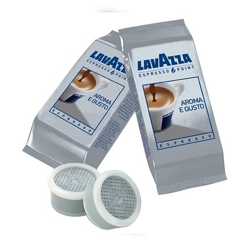 Capsule cafea Lavazza Espresso Point Aroma e Gusto Espresso, 100 buc 0