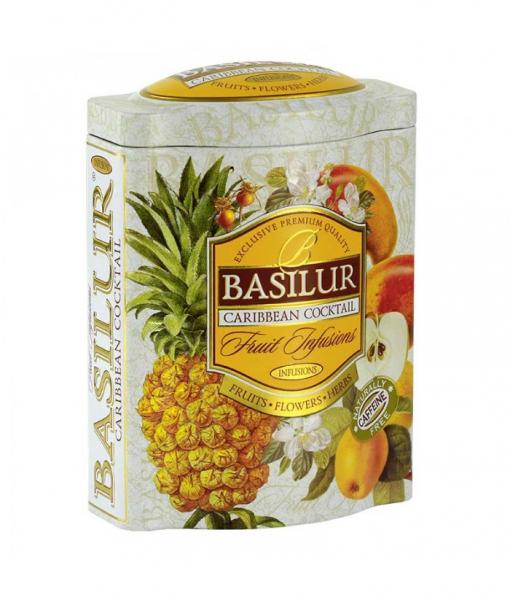 Ceai Basilur Caribbean Cocktail, 100 g [0]