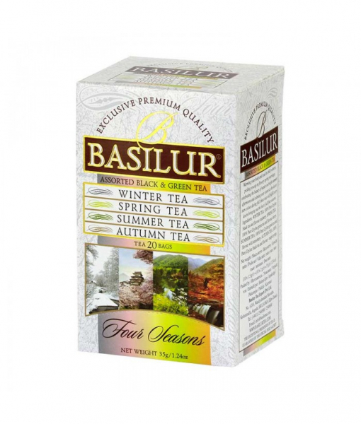 Ceai Basilur Four Seasons Assorted [0]