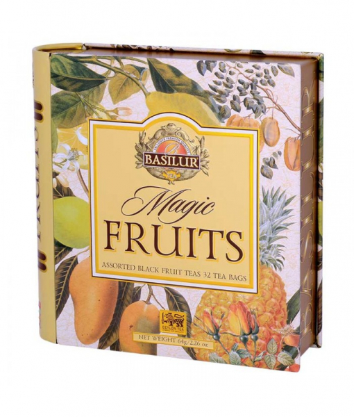 Ceai Basilur Magic Fruits Assorted 2