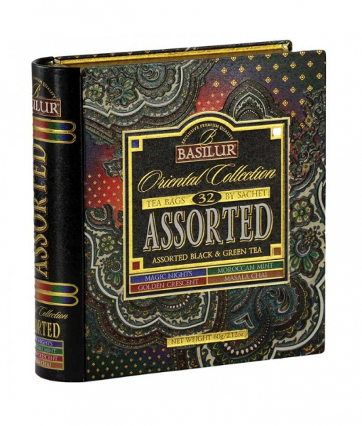 Ceai Basilur Oriental Collection - Assorted 0
