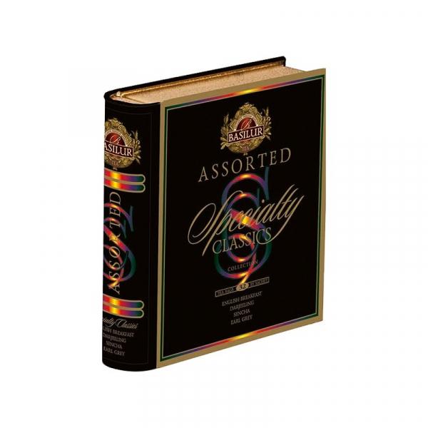 Ceai Basilur Specialty Classics Assorted 1