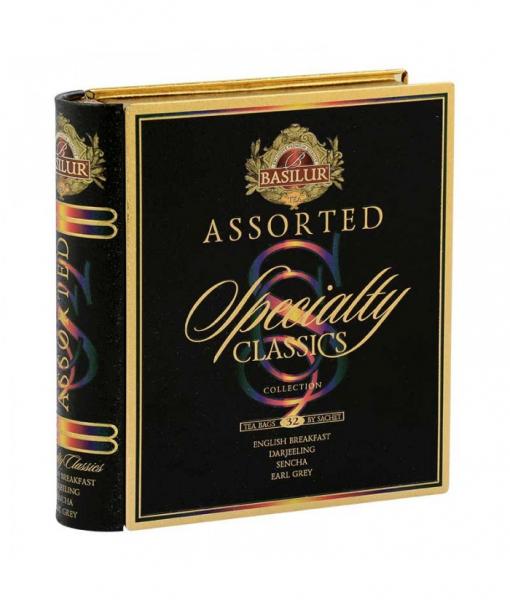 Ceai Basilur Specialty Classics Assorted 0